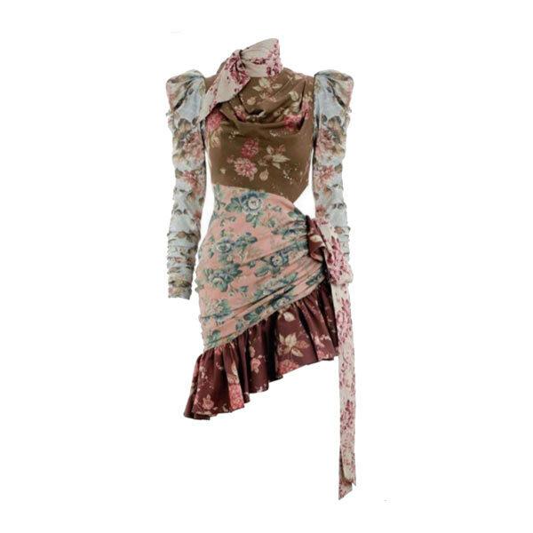 Toshiba dress