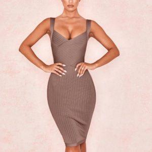 Debbie Bandage Dress